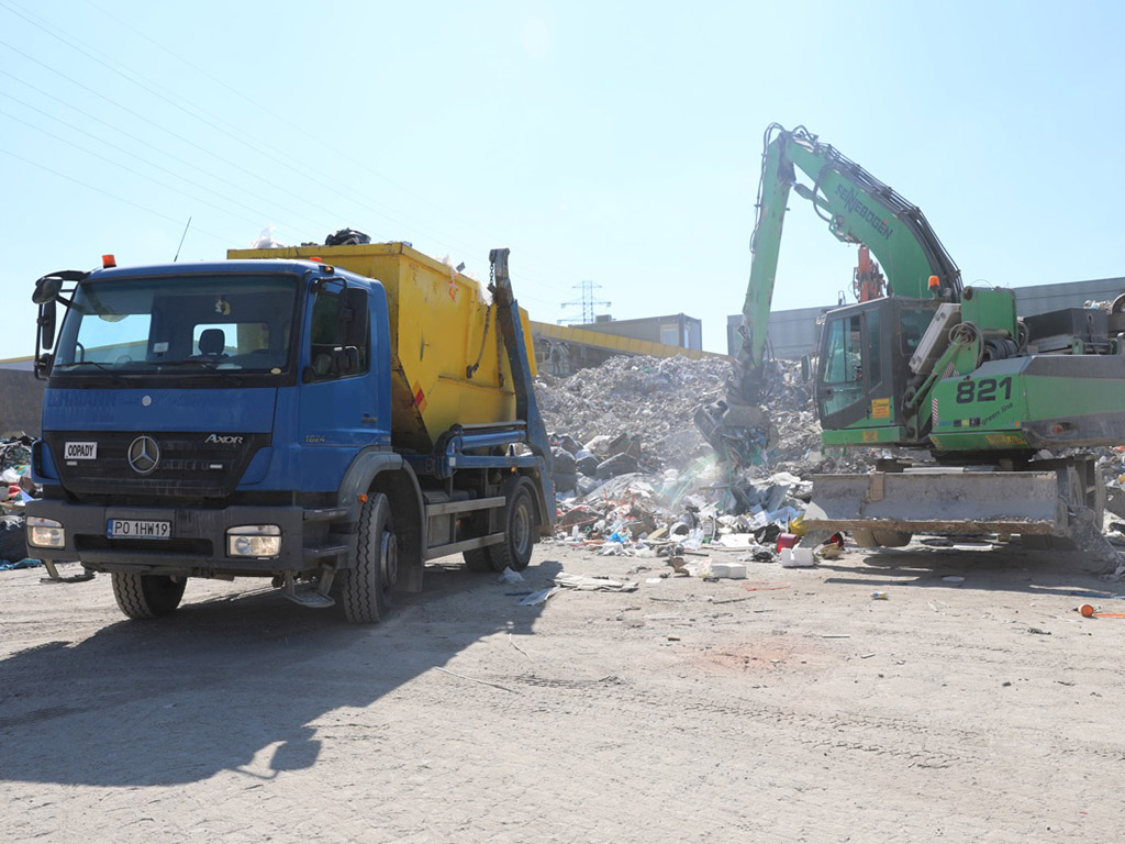Wywóz odpadów Dopiewo