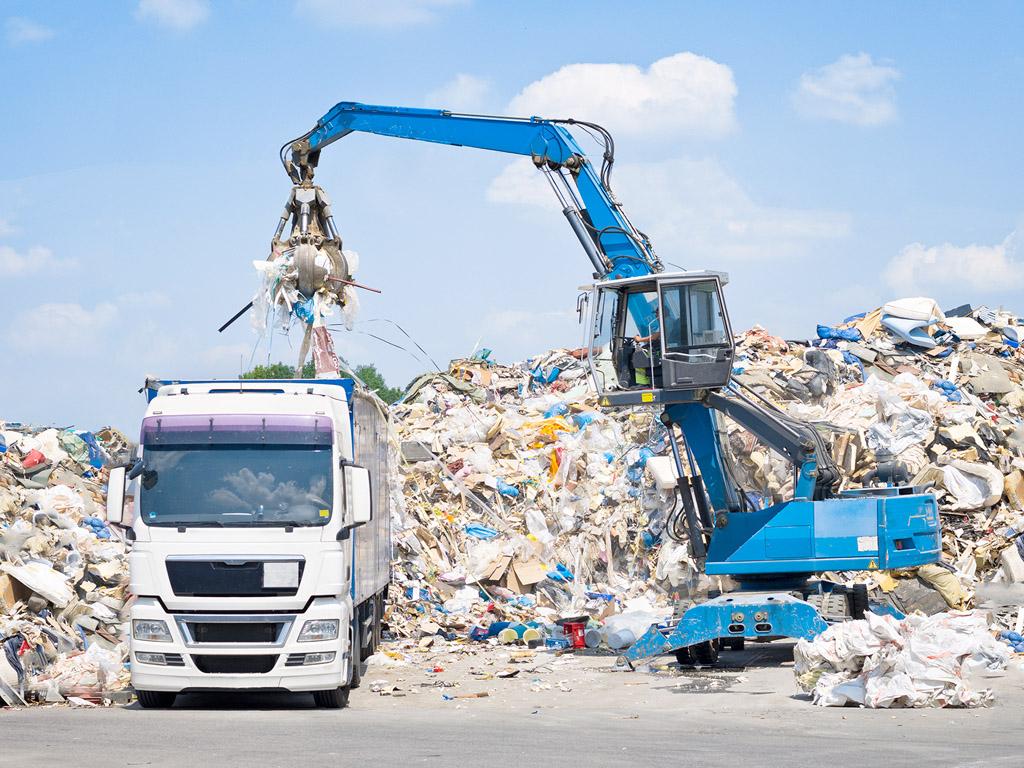 Wywóz odpadów Kleszczewo