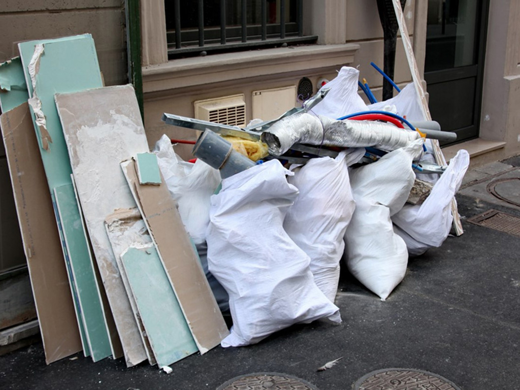 Wywóz odpadów Luboń