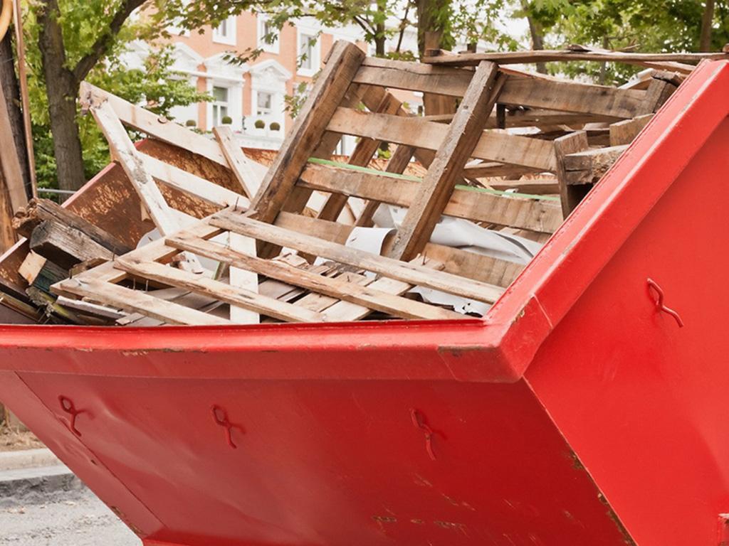 Wywóz odpadów Mosina