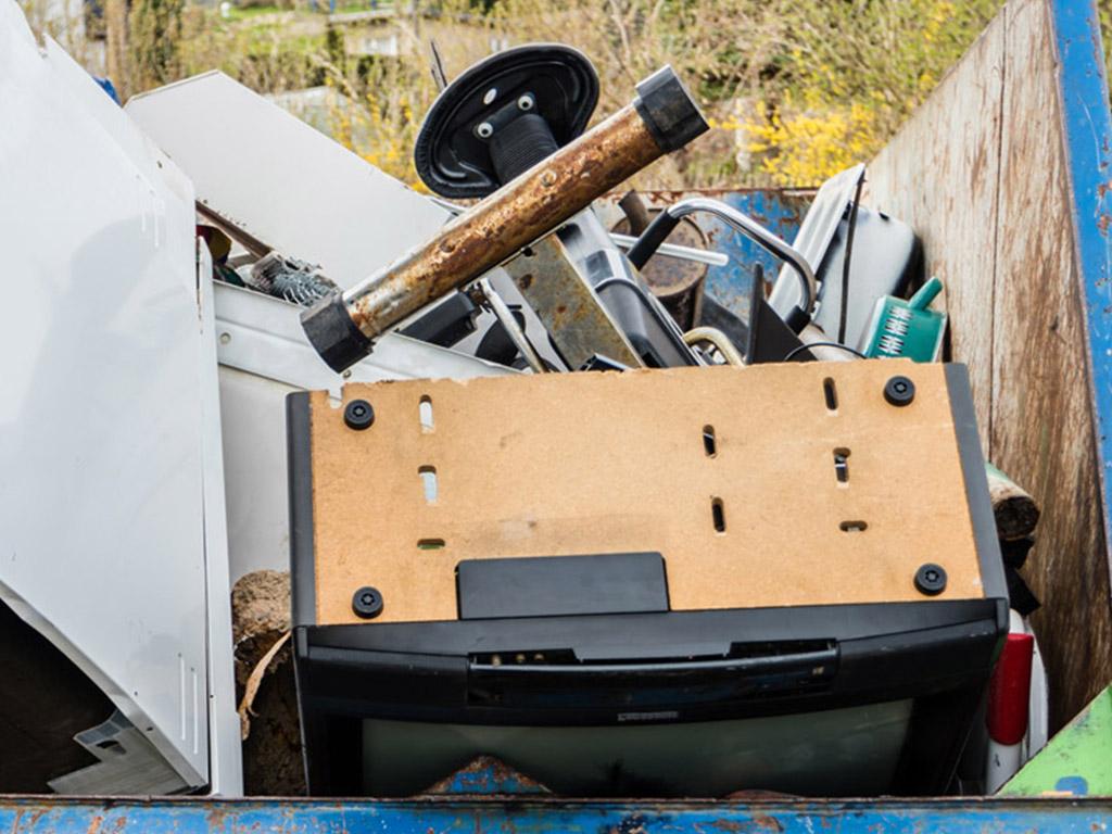 Wywóz odpadów Murowana Goślina