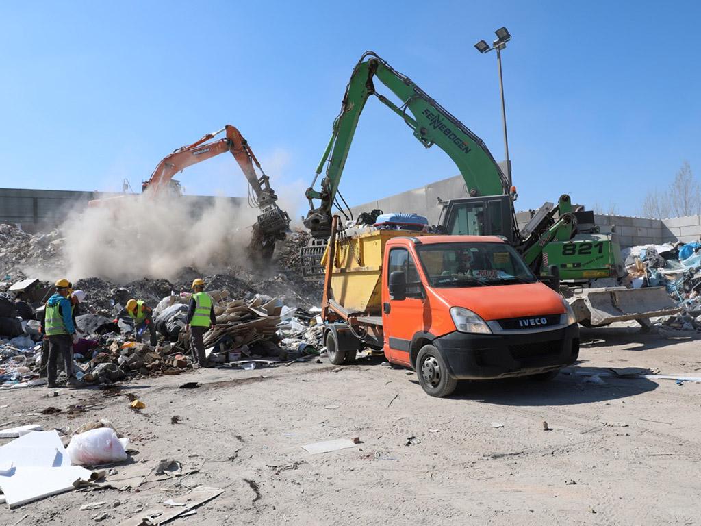 Wywóz odpadów Poznań
