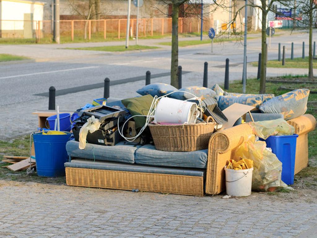 Wywóz odpadów Suchy Las